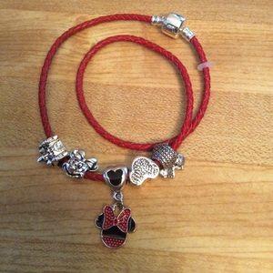 Jewelry - Mini mouse bracelet